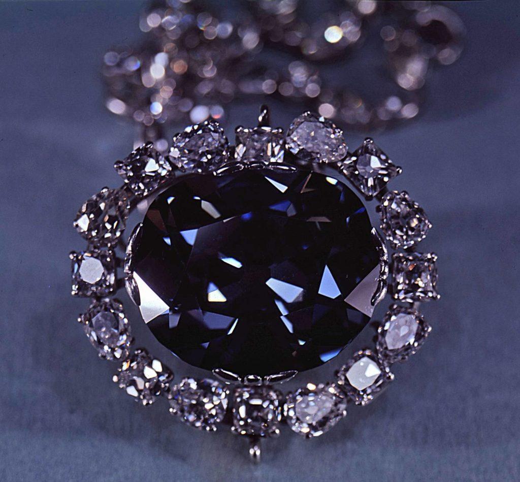 Le diamant Hope, le plus célèbre joyau du monde