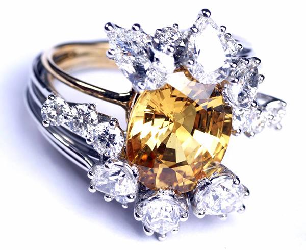 Les pierres précieuses partie II – Le diamant et le saphir