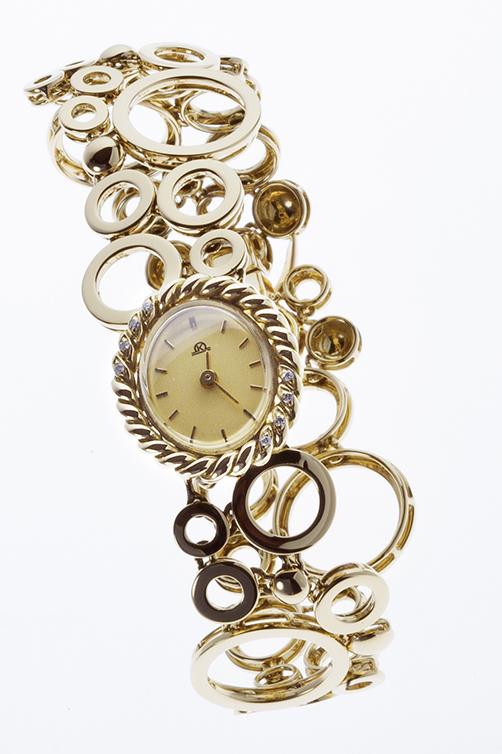 Montre bracelet collection « au fil de l'eau » Maison Bianchi