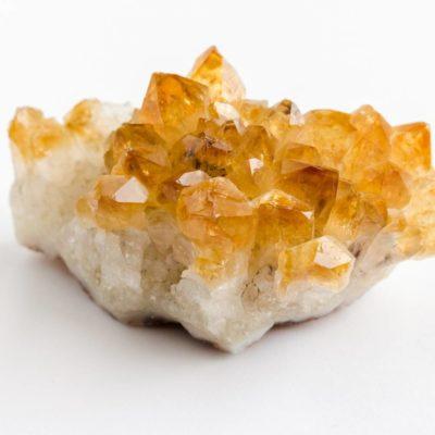 Les pierres fines : la citrine