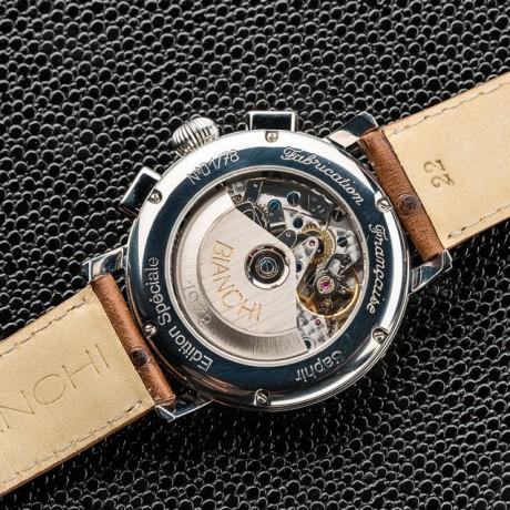 Pourquoi les montres de la Maison Bianchi séduisent les amateurs d'art et les collectionneurs ?