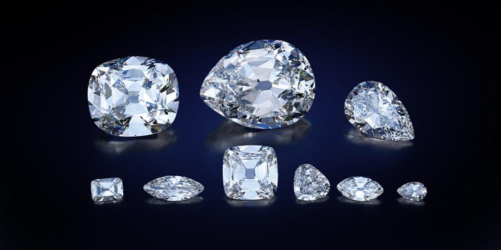 Le Cullinan, le plus gros diamant brut du monde