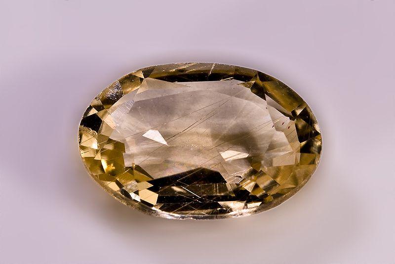 La danburite : une pierre fine rare