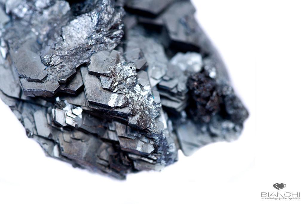 L'hématite, l'une des minéraux les plus abondants