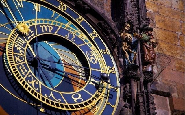 L'horloge astronomique de Prague date de 1410