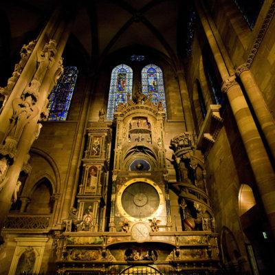 L'horloge astronomique de la Cathédrale de Strasbourg et son histoire