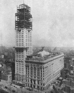 La Metropolitan Life Tower: plus d'un siècle d'histoire