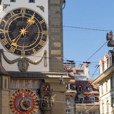 L'horloge astronomique de la Zytglogge à Berne : près de 800 ans d'histoire