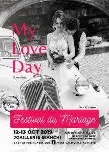 La Maison Bianchi vous accueille pour le Festival du Mariage My Love Day