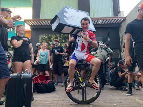 De retour à Jakarta, les championnats du monde sont lancés !