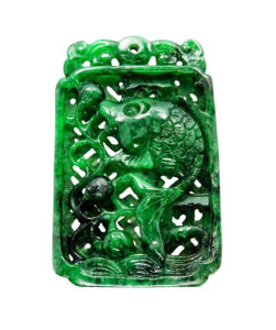 Le kosmochlor, le jade venu des cieux