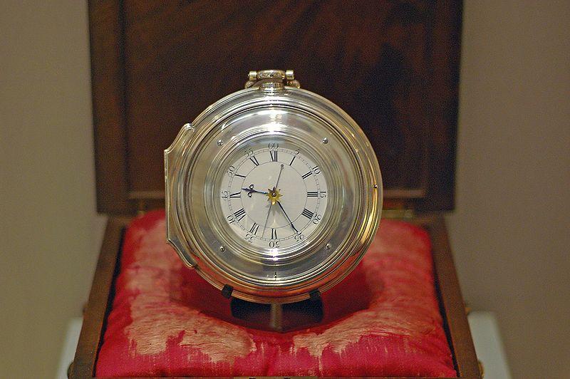 John Harrison, l'inventeur du chronomètre de marine