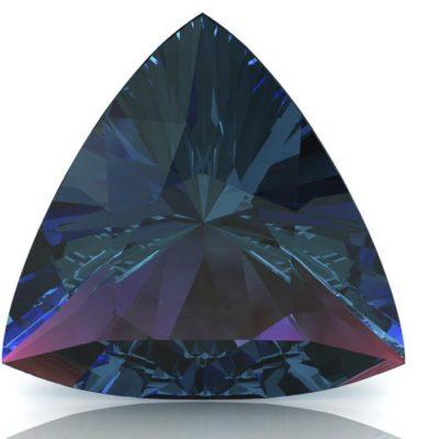 Les pierres fines : l'alexandrite