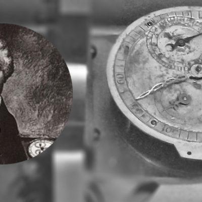 Pierre Le Roy, Horloger du Roi et inventeur du chronomètre