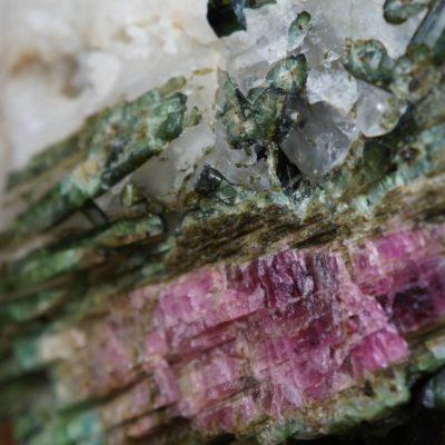 Les pierres fines : la tourmaline